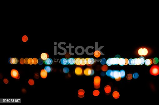 1154996700istockphoto Photo of bokeh lights 526073187