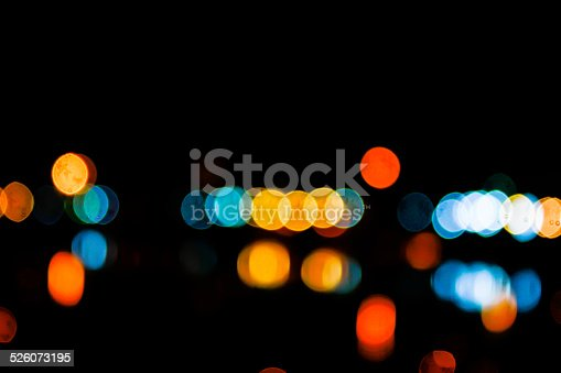 1154996700istockphoto Photo of bokeh lights 526073195