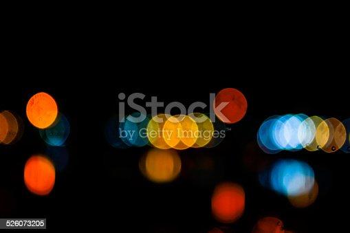 1154996700istockphoto Photo of bokeh lights 526073205