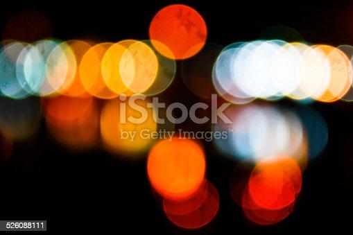 1154996700istockphoto Photo of bokeh lights 526088111
