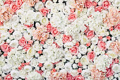istock Photo of floral wall 922282474