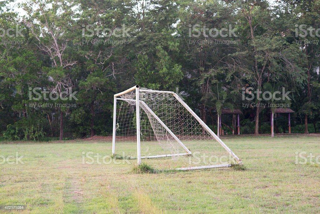 photo of Soccer Goal or Football Goal