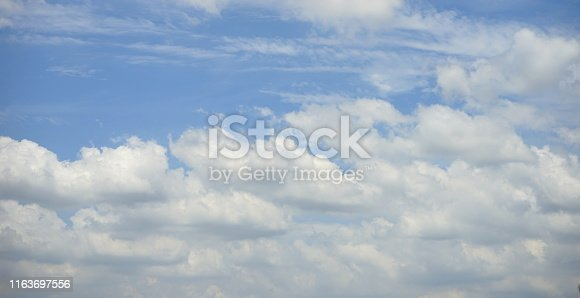 Cloud - Sky, Cloudscape, Sky, Blue, Above