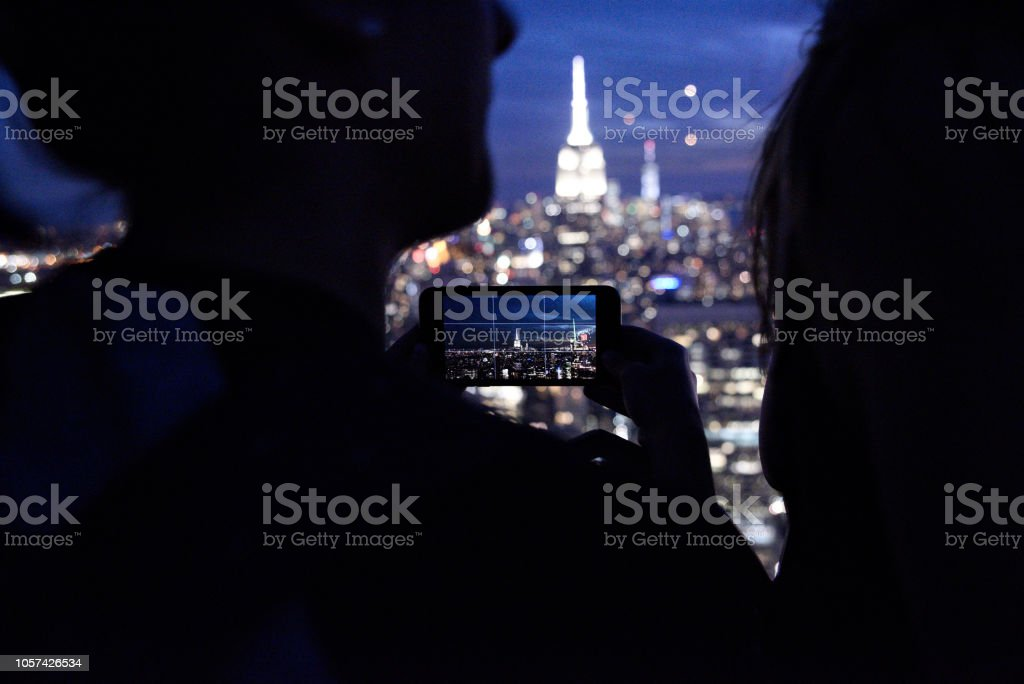Photo of the Empire State photo stock photo