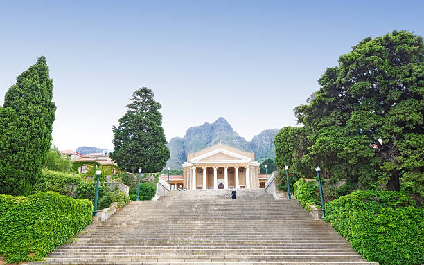A photo of University of Cape Town stock photo