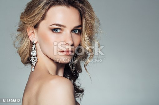 Photo of young beautiful woman