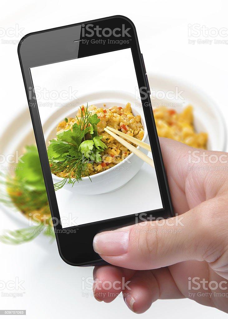 photo rice stock photo