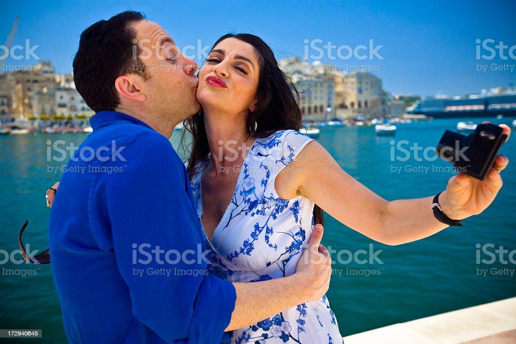 Photo shoot royalty-free stock photo