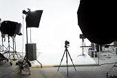 Photo shooting studio