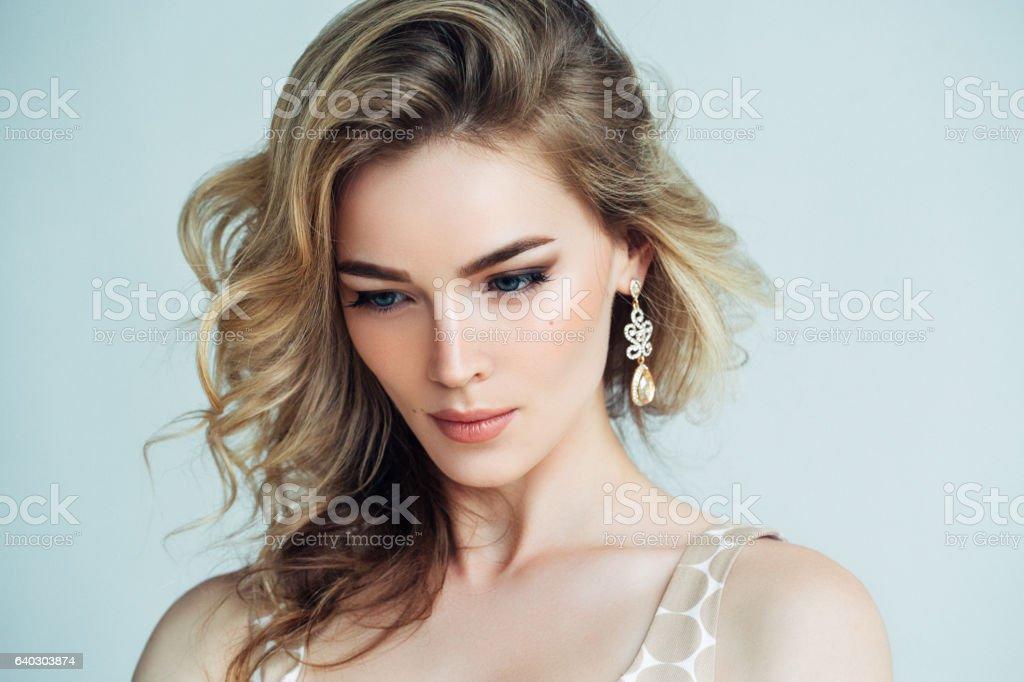 Photo prise du jeune Belle femme - Photo