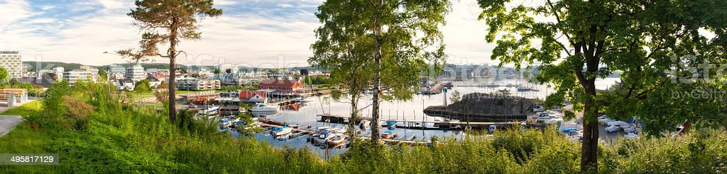 Photo taken in Norway stock photo