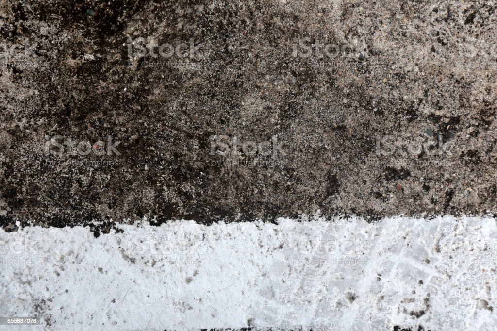 Photo With Top View Of Cement Floor For Background Royalty Free Stock