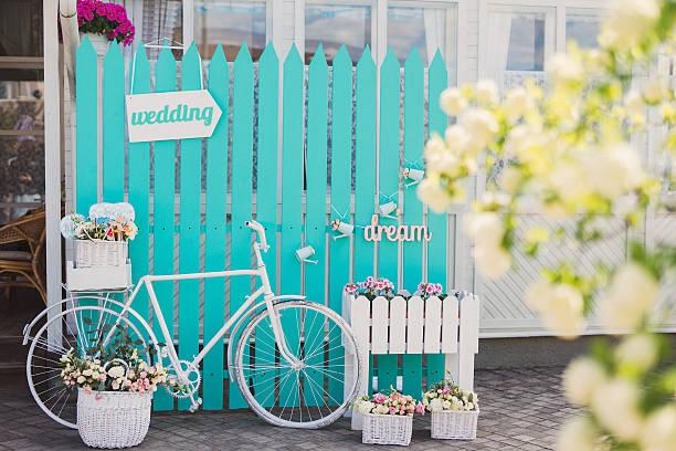 Zone de la photo pour les invités de votre réception de mariage - Photo