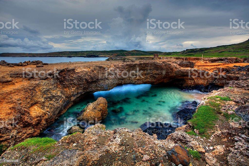 Natural bridge – zdjęcie