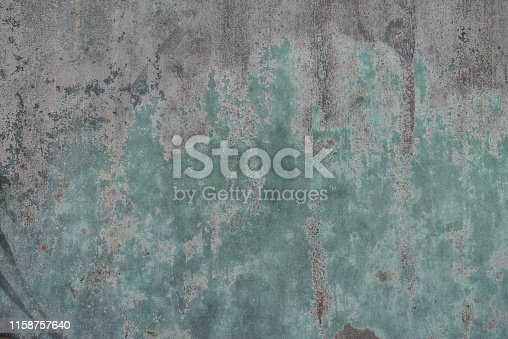 istock Photograph of a rough metal surface 1158757640