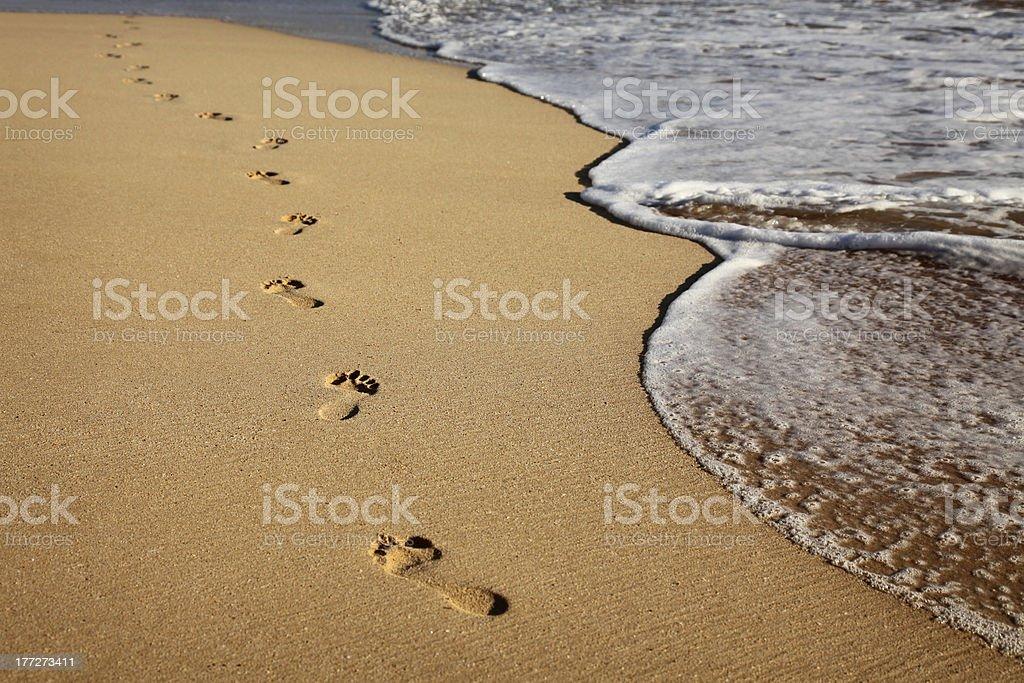 footprints – Foto