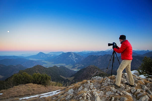 Photographer at top of a mountain in the alps picture id503309586?b=1&k=6&m=503309586&s=612x612&w=0&h=7m eirhohmuna9bhqqhr5qrespbehctdri75nysgxwy=