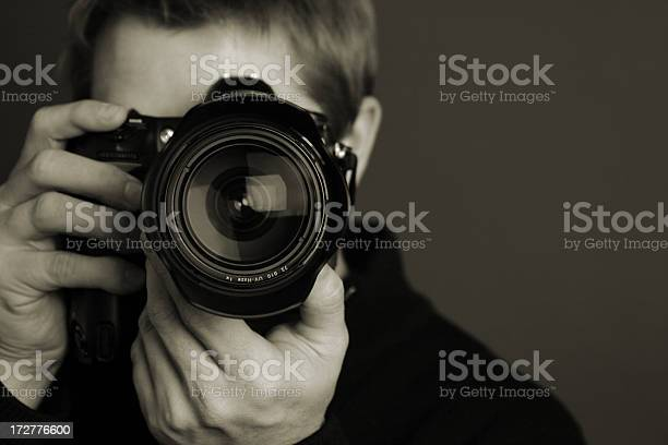 Photographer Stock Photo - Download Image Now