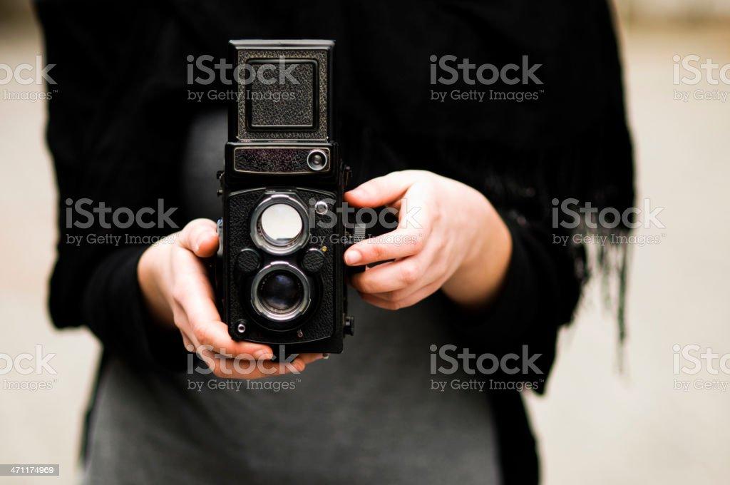 Photographer... stock photo