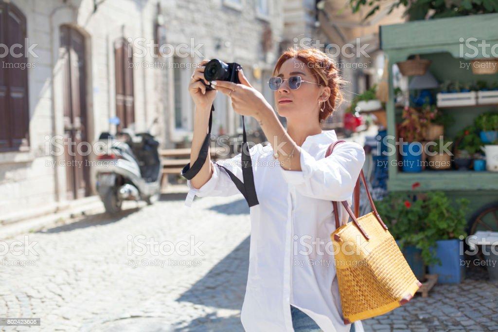 Fotograaf reizen Sightseeing Wander Hobby recreatie foto