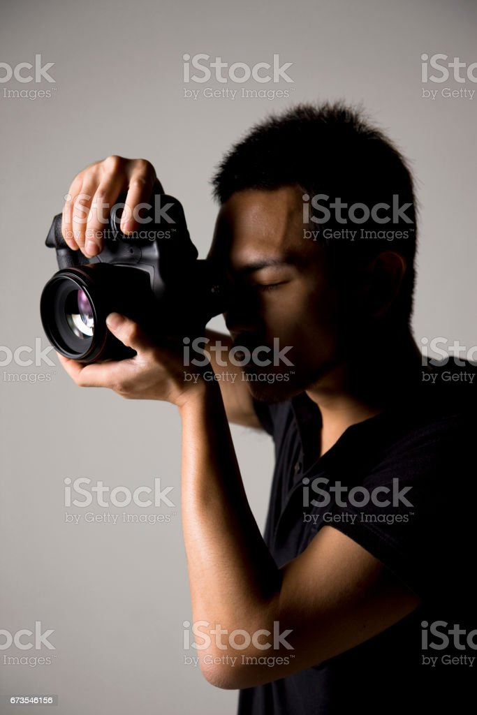 Photographers royalty-free stock photo