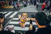 フォトグラファーの写真、コス名古屋