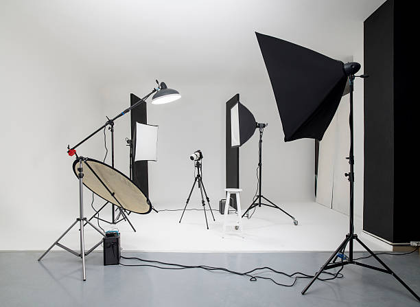 Photographic Equipments stock photo