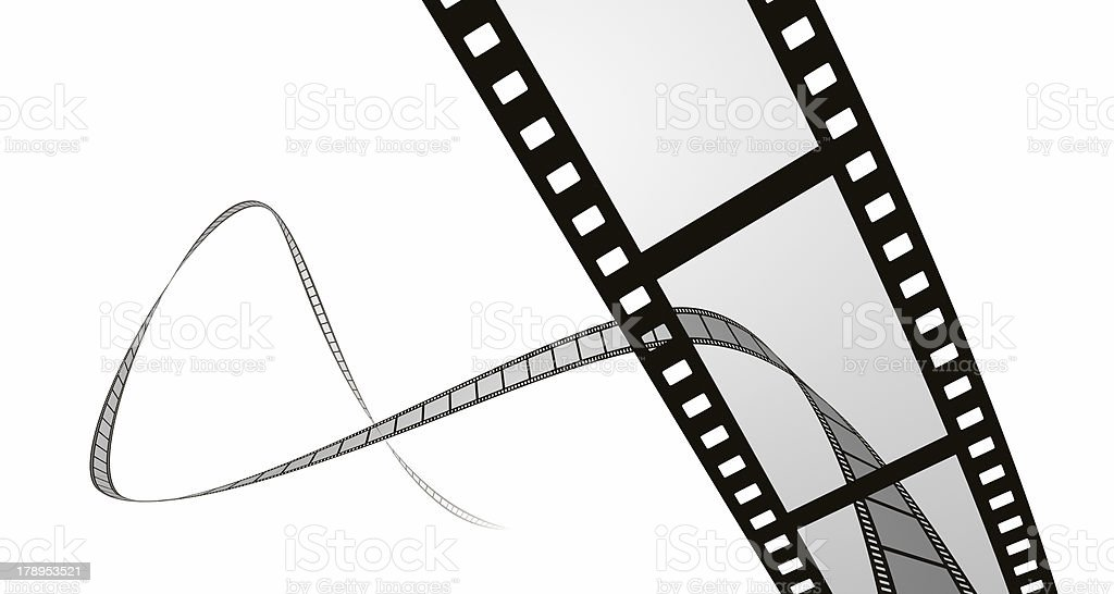 Photographic film. royalty-free stock photo