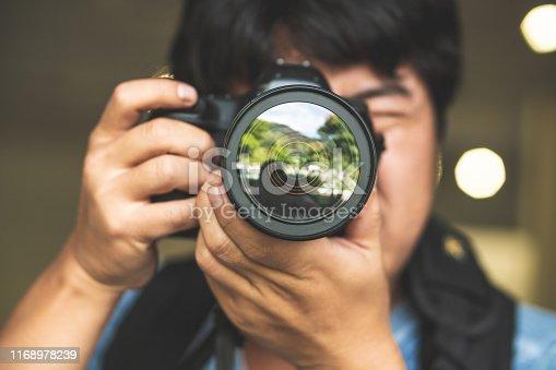 Camera - Photographic Equipment, Hand, Digital Single-Lens Reflex Camera, Human Hand, Shoot