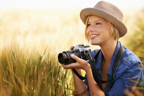 Photographing the beauty of nature