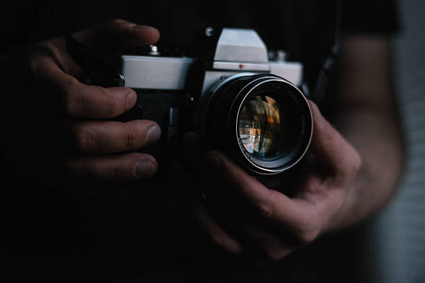 Photographing with an old rangefinder camera