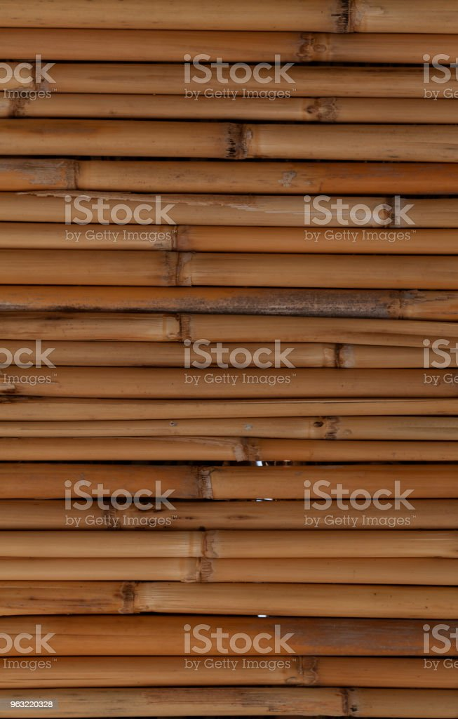 Photography of natural bambu texture stock photo