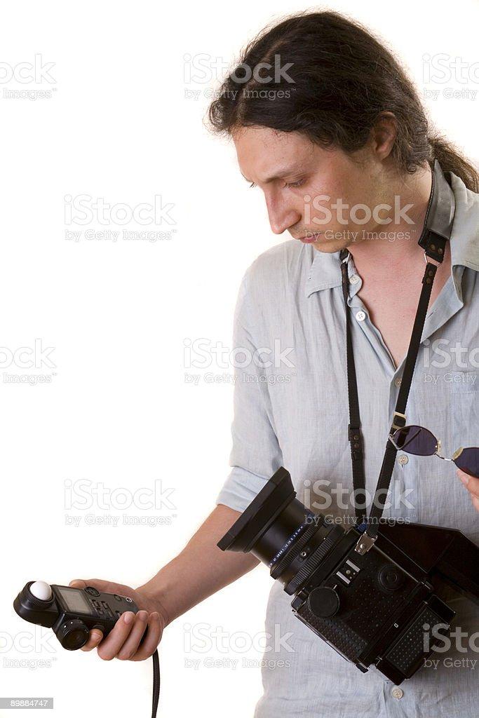 photometer Стоковые фото Стоковая фотография