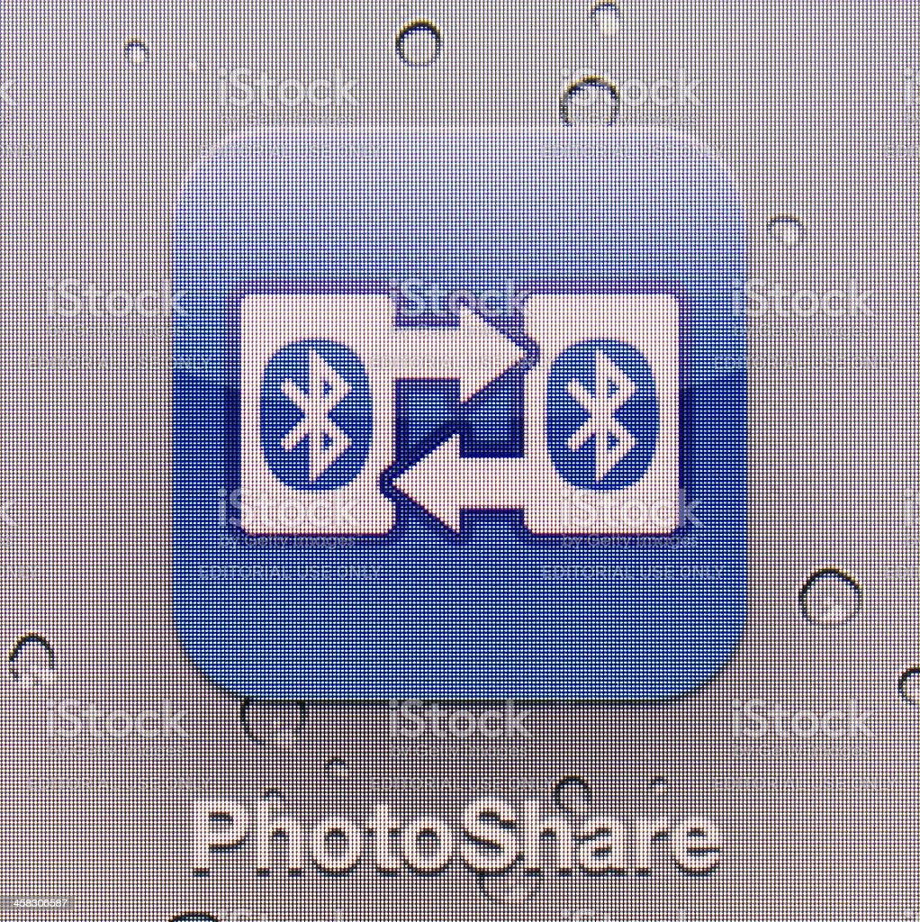 PhotoShare royalty-free stock photo