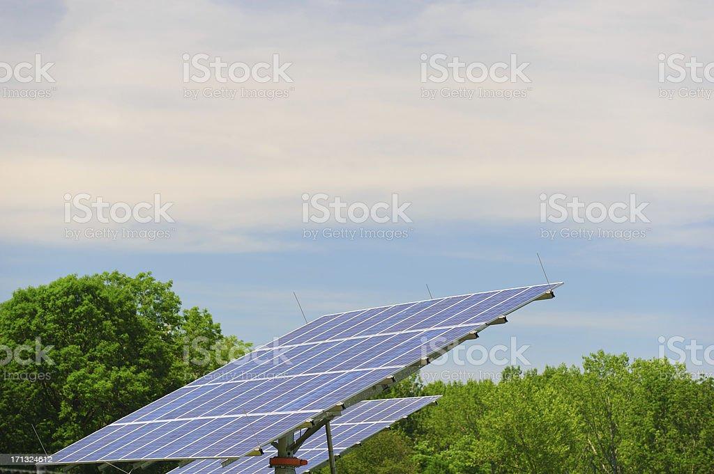 Photovoltaic Panel royalty-free stock photo