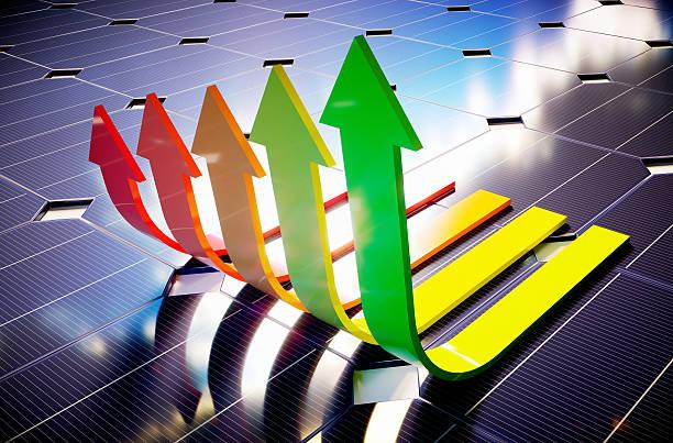 Photovoltaik Ersparnisse. – Foto