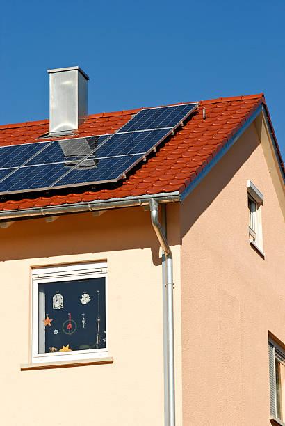 photovoltaikanlage - leitner stock-fotos und bilder