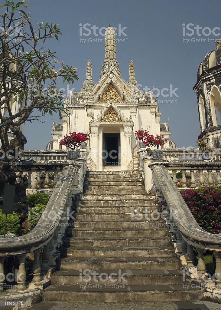 Phra Nakhon Khiri royalty-free stock photo