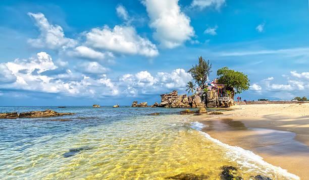 Phu Quoc Meer an einem sonnigen Tag – Foto