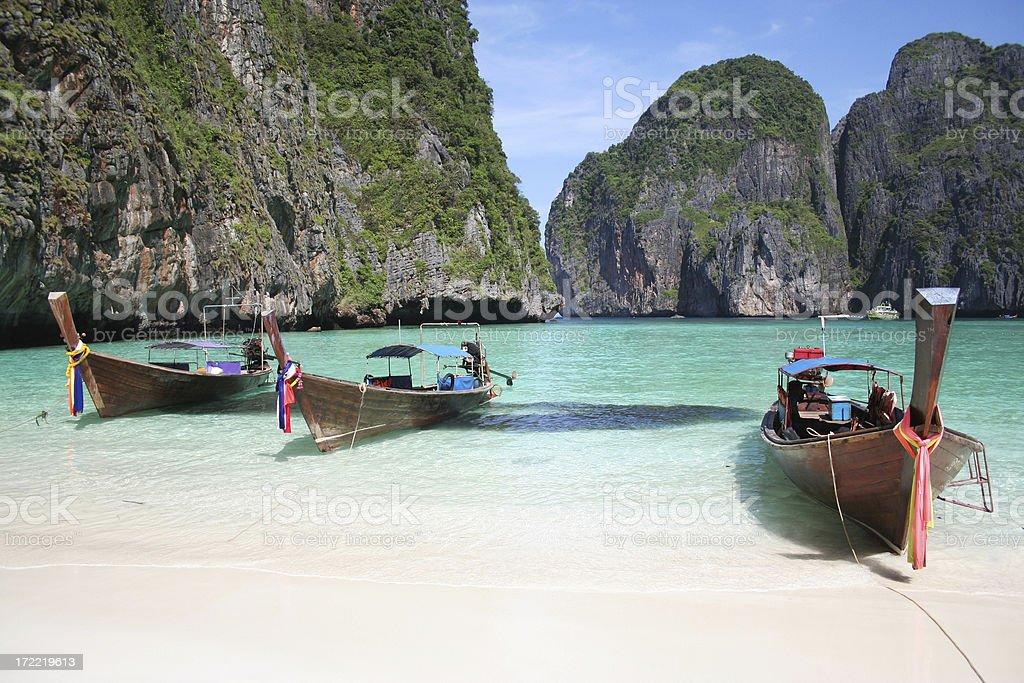Phuket, Thailand - boating royalty-free stock photo