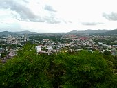 istock Phuket Town Thailand from above Khao Rang Hill by drone 1188889092