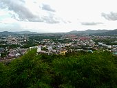 istock Phuket Town Thailand from above Khao Rang Hill by drone 1188889465