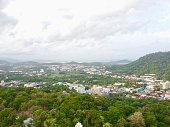 istock Phuket Town Thailand from above Khao Rang Hill by drone 1188889638