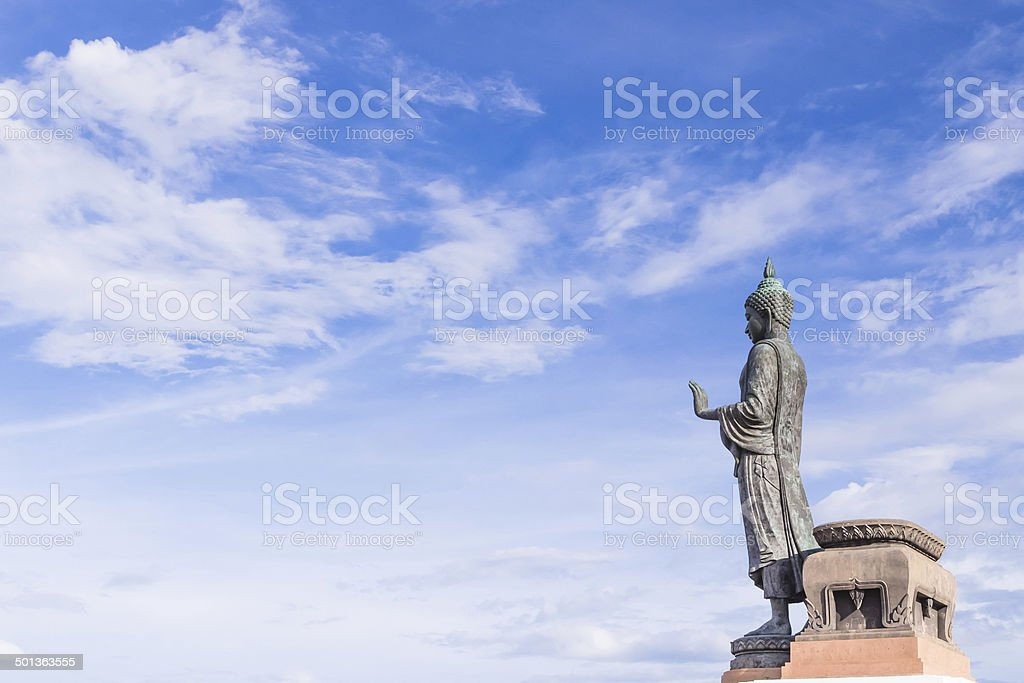 Phuttamonton Thailand royalty-free stock photo