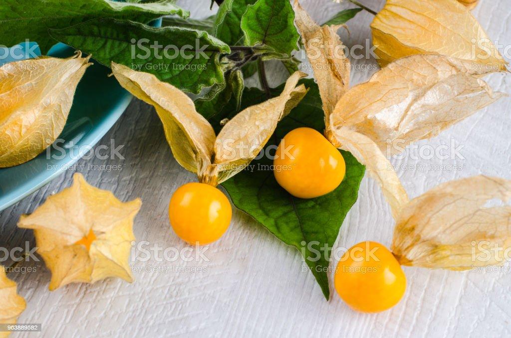 Physalis fruit closeup - Royalty-free Arrangement Stock Photo
