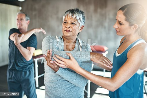 istock Physical activity helps improve overall muscle health 621725820