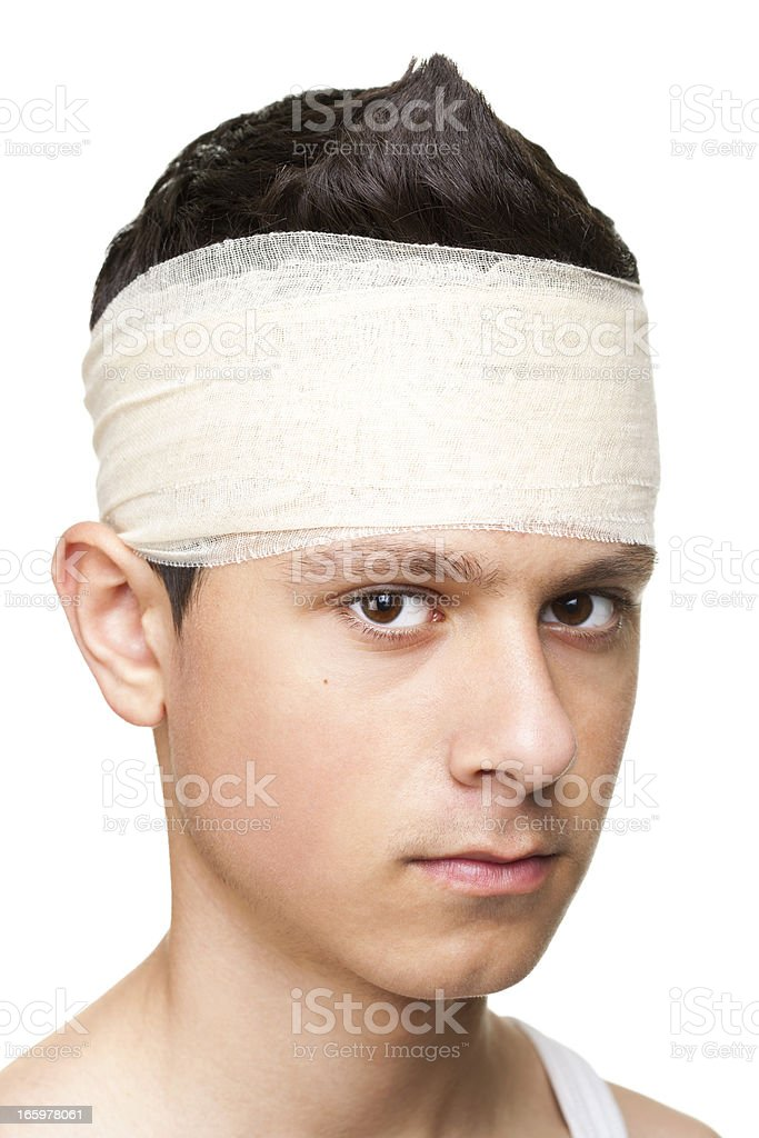 Physical Injury stock photo