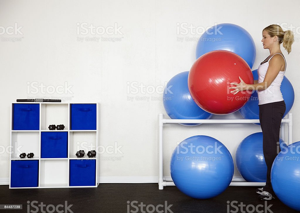 Physical Therapy, Choice royalty-free stock photo