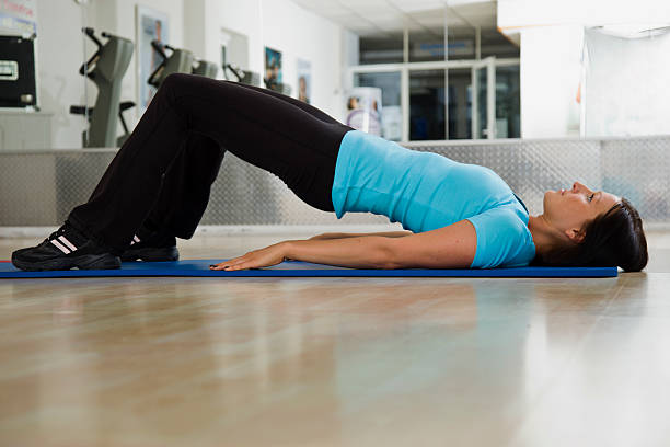 Physical Therapy Exercise for Lower Back