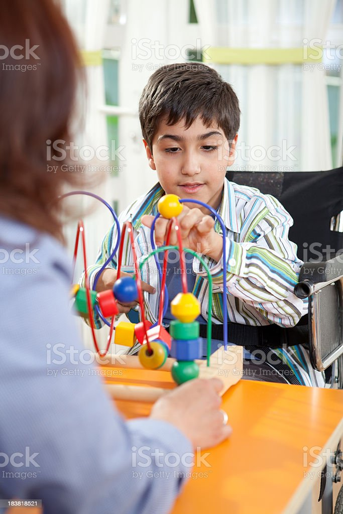 Physical Therapy stock photo